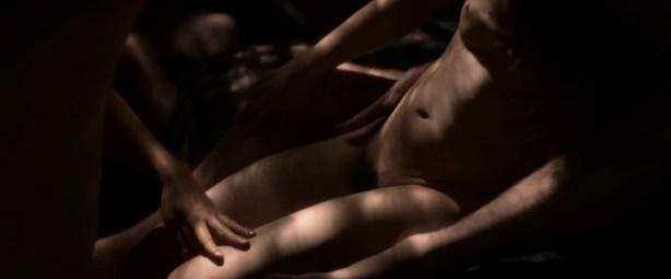Elena Anaya nude bush full frontal, Allison McKenzie nude sex and Sarah McCardie sex - Swung (UK-2015) HD 1080p BluRay (2)