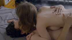 Gillian Jacobs nude but covered in two hot sex scenes - Love (2016) s1e7 HD720p (8)