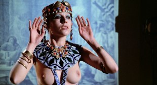Isabelle De Funès nude butt boobs, Ely Galleani, Carroll Baker and other's nude -  Baba Yaga (1973) HD 1080p BluRay