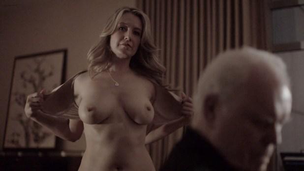 Jennifer Mudge nude full frontal - Boss (2012) s1e3 HD 1080p (5)