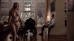Jennifer Mudge nude full frontal - Boss (2012) s1e3 HD 1080p (1)