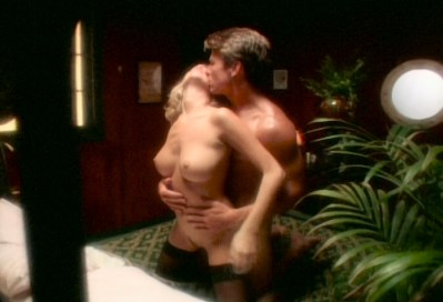 Krista Allen nude and others nude and lot of sex - Emmanuelle in Space - First Contact (1994) (5)