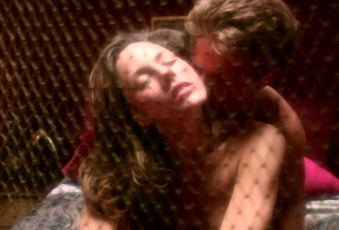 Krista Allen nude lesbian sex and other's nude - Emmanuelle in Space - One Last Fling (13)