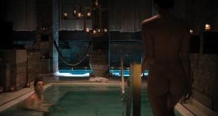 Maggie Siff nude butt naked - Billions (2016) S01E06 HDTV 720p (1)