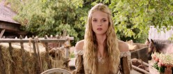 Milla Jovovich hot leggy and Gabriella Wilde cute and hot - The Three Musketeers (2011) HD 1080p BluRay (8)