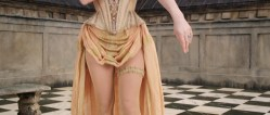 Milla Jovovich hot leggy and Gabriella Wilde cute and hot - The Three Musketeers (2011) HD 1080p BluRay (4)