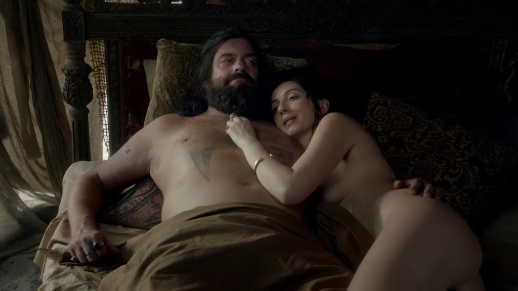 Sylvaine Strike nude topless - Black Sails (2016) S03E06 HD 720p WEB-dl (4)