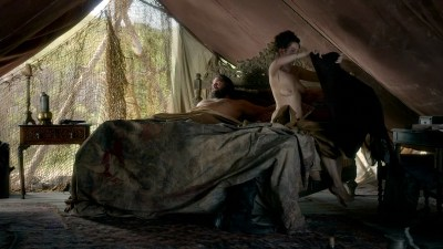 Sylvaine Strike nude topless - Black Sails (2016) S03E06 HD 720p WEB-dl (1)