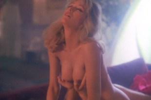 Tanya Roberts nude sex, Margaux Hemingway nude and sex too – Inner Sanctum (1991)
