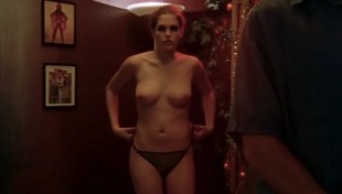 Amanda Righetti nude butt, boobs and hot sex - Angel Blade (2002)