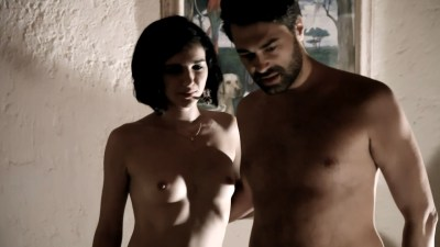 Daniela Ciccone nude huge boobs and other's nude too - Violent Shit The Movie (IT-2015) HD 720p (1)