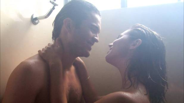 Eliza Dushku hot sex and Alexis Dziena hot sex and lingerie - Sex And Breakfast (2007) HD 1080p Web (6)