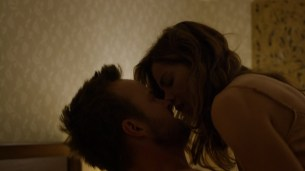 Emma Greenwell nude topless and Michelle Monaghan hot sex - The Path (2016) s1e1 HD 720p (3)