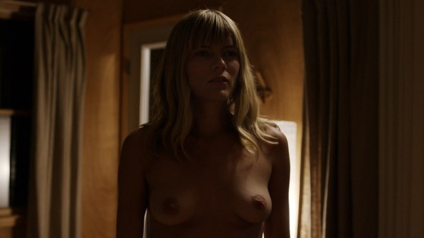 Emma Greenwell nude topless and Michelle Monaghan hot sex - The Path (2016) s1e1 HD 720p (2)