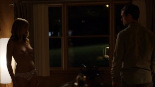 Emma Greenwell nude topless and Michelle Monaghan hot sex - The Path (2016) s1e1 HD 720p (11)