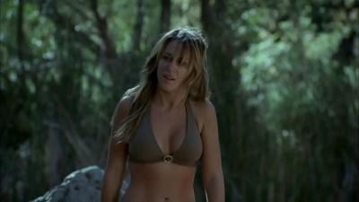 Haylie Duff hot and sexy in bikini - Backwoods (2008) HD 720p BluRay (5)