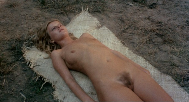 Laura Gemser nude bush, Monica Zanchi nude other's nude too - Emanuelle and the last cannibals (1977) HD 1080p BluRay (17)