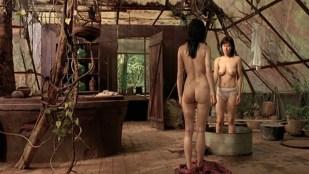 Mylène Jampanoï nude butt and Li Xiaoran  nude too - Les Filles Du Botaniste (FR-2006)