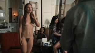 Olivia Wilde nude full frontal - Vinyl (2016) s1e6 HD 720-1080p