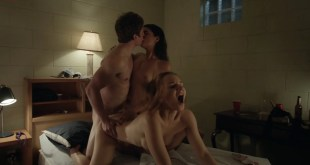 Sherilyn Fenn nude sex Jocelin Albor, Angeline Appel and other's nude, bush and sex - Shameless (2016) s6e8 HD 1080p (1)