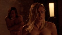 Summer Bishil hot and sexy and Olivia Taylor Dudley hot some sex - The Magicians (2016) s1e7 HD 1080p WEB-DL (2)
