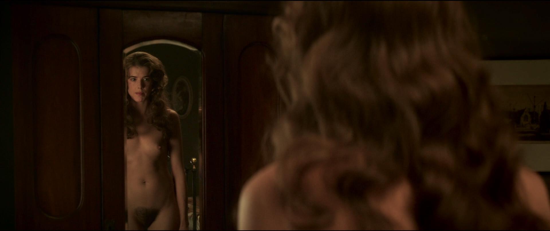 Agyness Deyn nude bush, full frontal and sex - Sunset Song (UK-2015) HD 1080p BluRay (7)