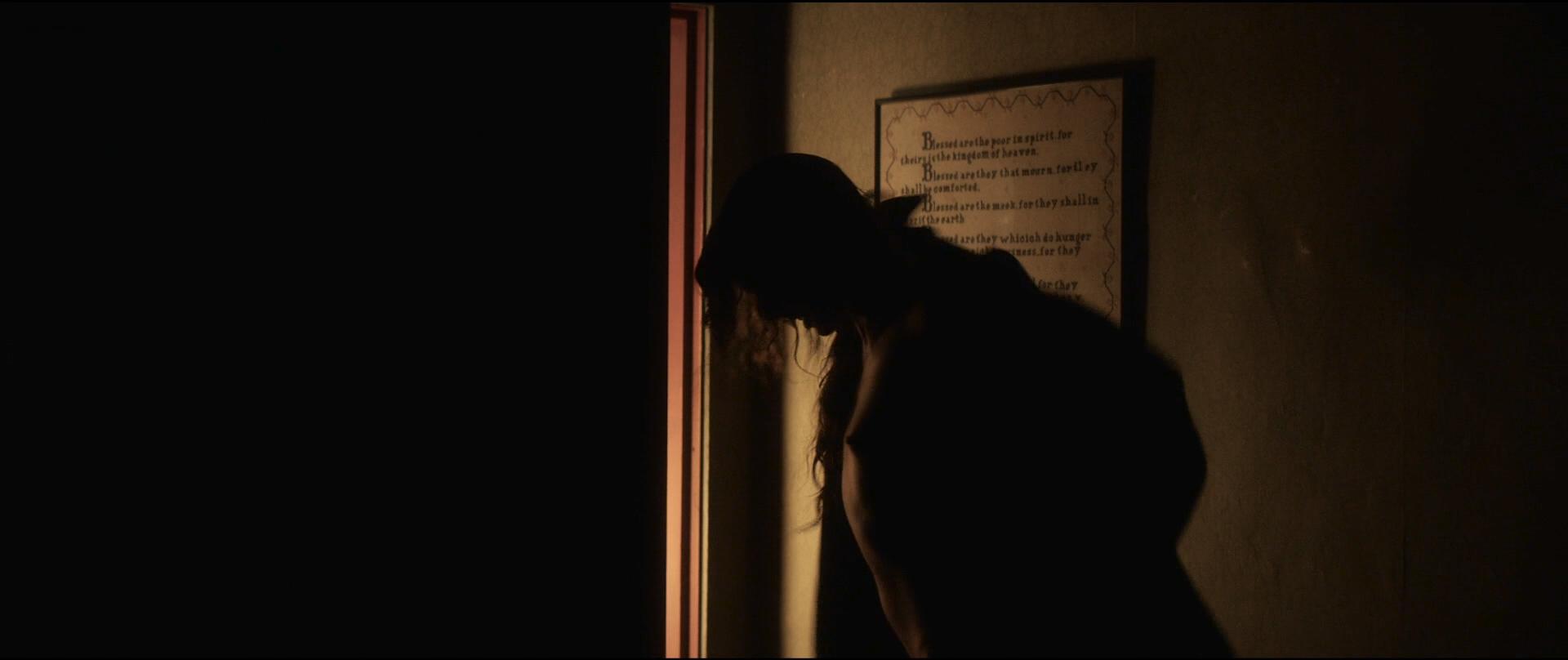 Agyness Deyn nude bush, full frontal and sex - Sunset Song (UK-2015) HD 1080p BluRay (2)