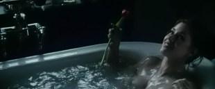 Amy Adams hot boobs in the tube - Batman v Superman Dawn of Justice (2016) 720p