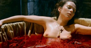 Anna Friel nude topless other's nude too - Bahory: Countess of Blood (2008) HD 1080p BluRay (1)