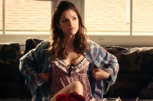 Anna Kendrick hot and sexy cleavages – Mr. Right (2015) HD 1080p