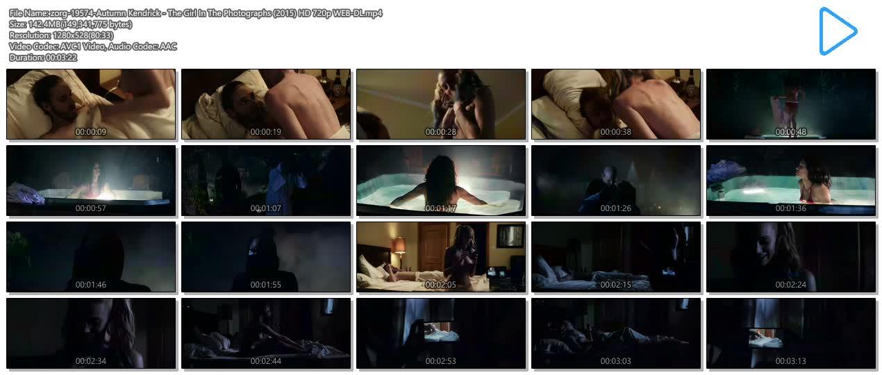 Autumn Kendrick nude topless and sex and Miranda Rae Mayo hot bikini - The Girl In The Photographs (2015) HD 720p WEB-DL (6)