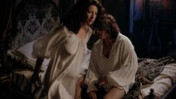 Caitriona Balfe nude topless and sex - Outlander (2016) s2e4 HD 1080p (9)