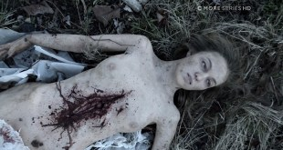 Casey LaBow nude sex and Lili Simmons nude and dead - Banshee (2016) S04 E01 1080p (2)