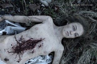Casey LaBow nude sex and Lili Simmons nude and dead – Banshee (2016) S04 E01 1080p