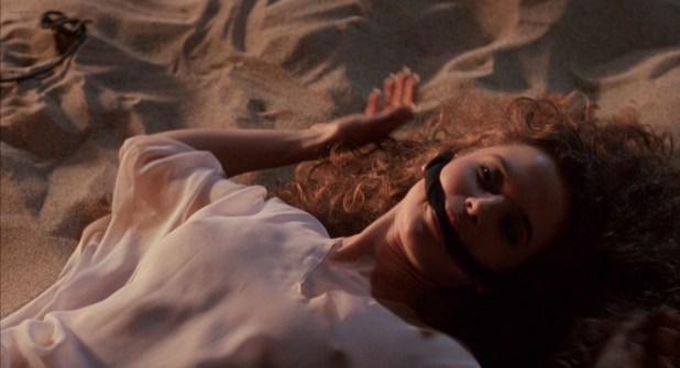 Kelly Preston nude topless, sex and hot see through - Spellbinder (1988) HD 1080p BluRay (12)