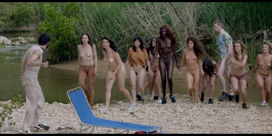 Mélodie Richard nude, Vimala Pons nude and many other nude bush, butt - Metamorphoses (FR-2014) HD 1080p (6)
