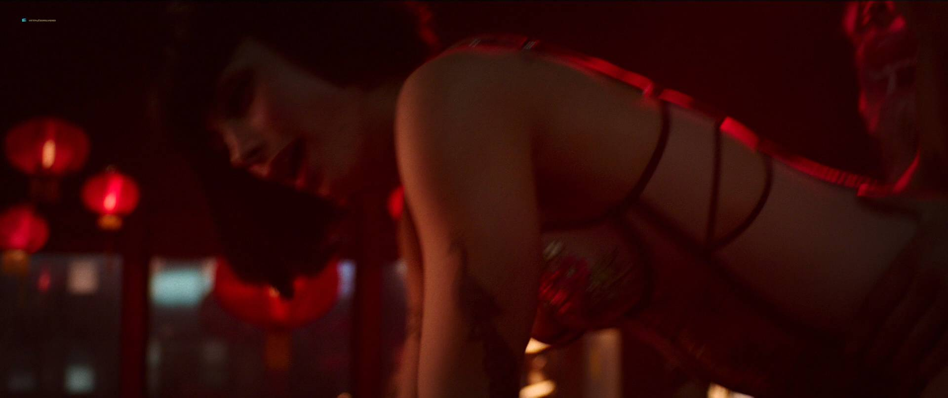 Morena Baccarin hot sex and uber sexy - Deadpool (2016) HD 1080p (11)