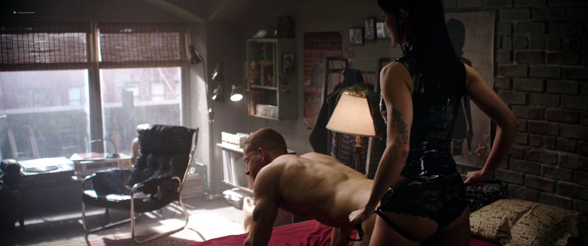 Morena Baccarin hot sex and uber sexy - Deadpool (2016) HD 1080p (10)