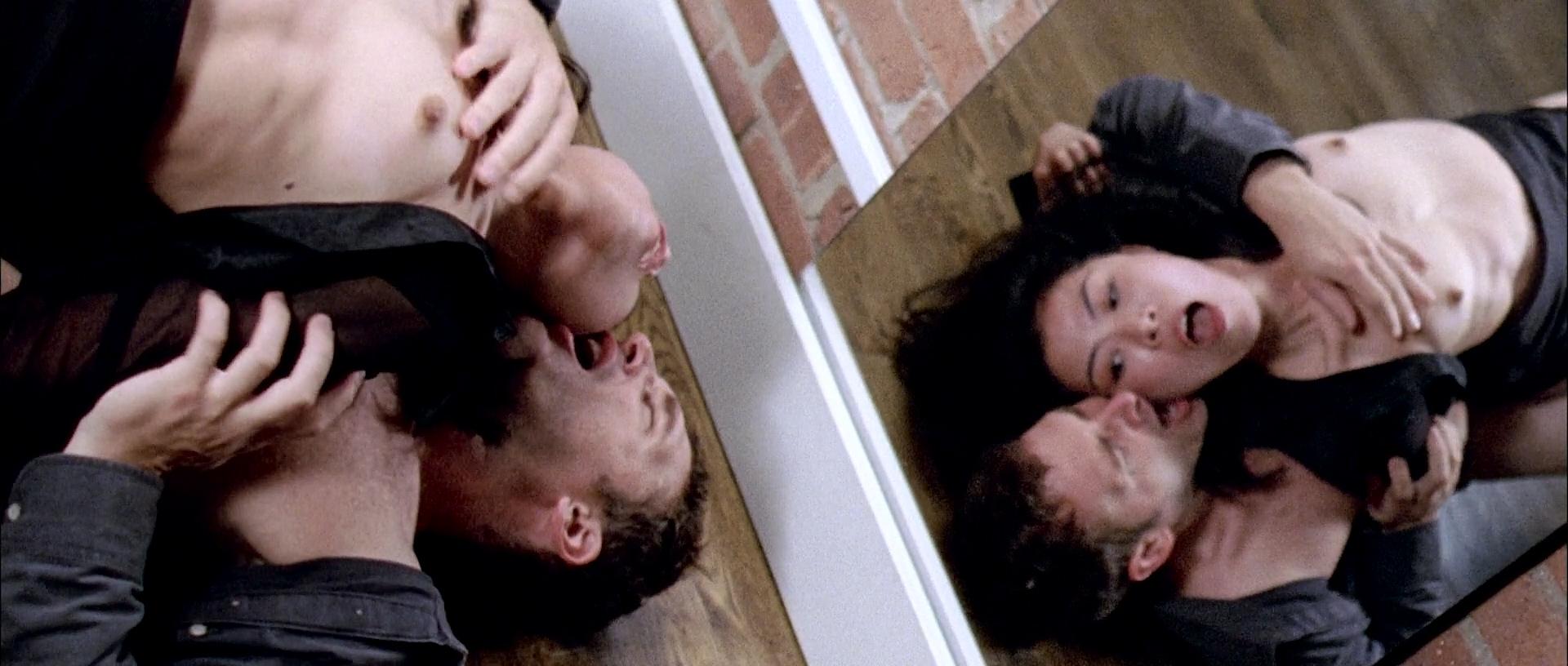 Morena Baccarin nude topless, Vanessa Kai nude sex - Death in Love (2008) hd 1080p Bluray (2)