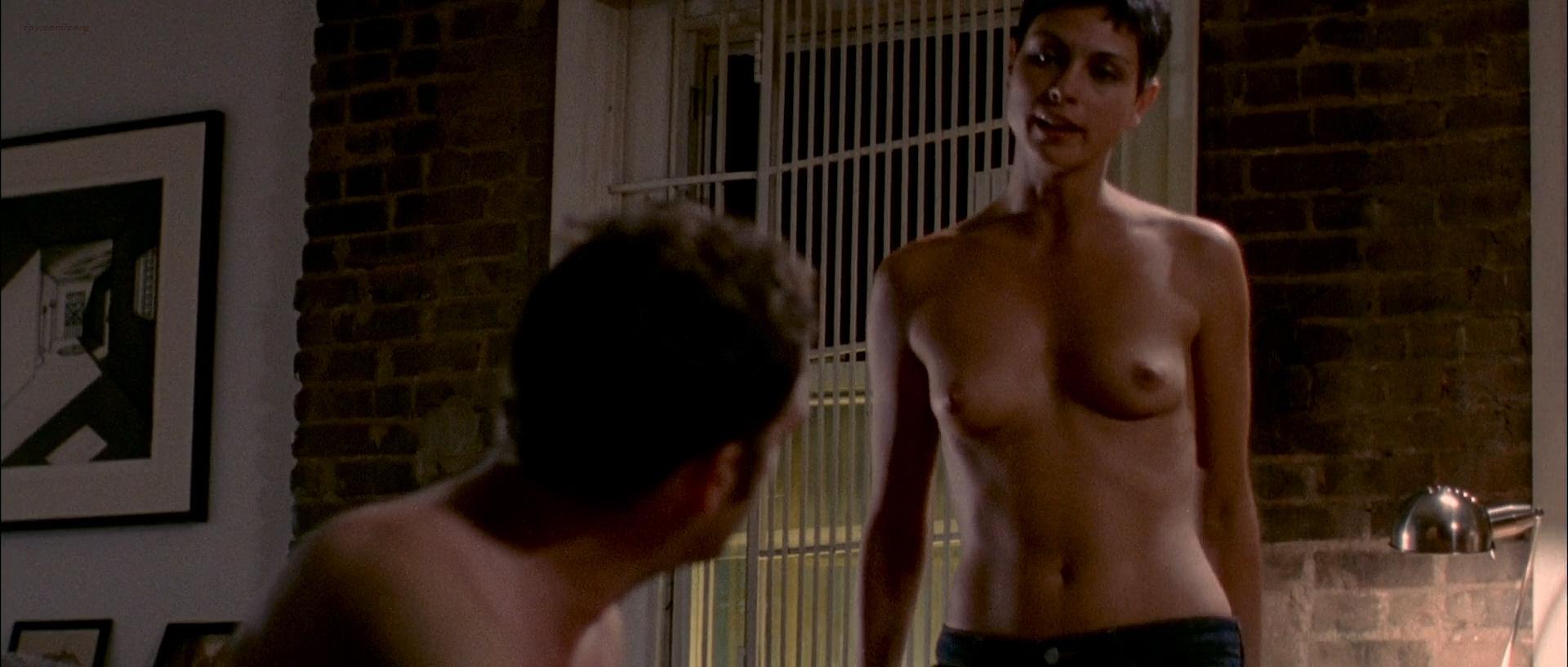 Morena Baccarin nude topless, Vanessa Kai nude sex - Death in Love (2008) hd 1080p Bluray (7)