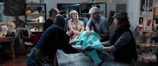 Olga Kurylenko nude topless and butt - La Corrispondenza (IT-2016) HD 1080p BluRay 3