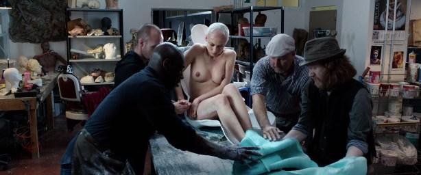 Olga Kurylenko nude topless and butt - La Corrispondenza (IT-2016) HD 1080p BluRay 6