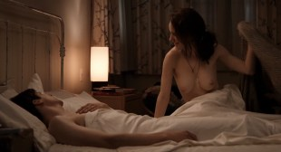 Rachel Brosnahan nude topless - Louder Than Bombs (2015) HD 1080p WEB-DL