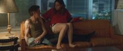 Zooey Deschanel hot bikini and Aubrey Plaza leggy - The Driftless Area (2015) HD 1080p WEB-DL (14)