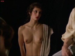 Isabelle Huppert nude, Myriem Roussel nude bush other's nude too - Passion (FR-1982) (8)