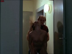 Isabelle Huppert nude, Myriem Roussel nude bush other's nude too - Passion (FR-1982) (4)
