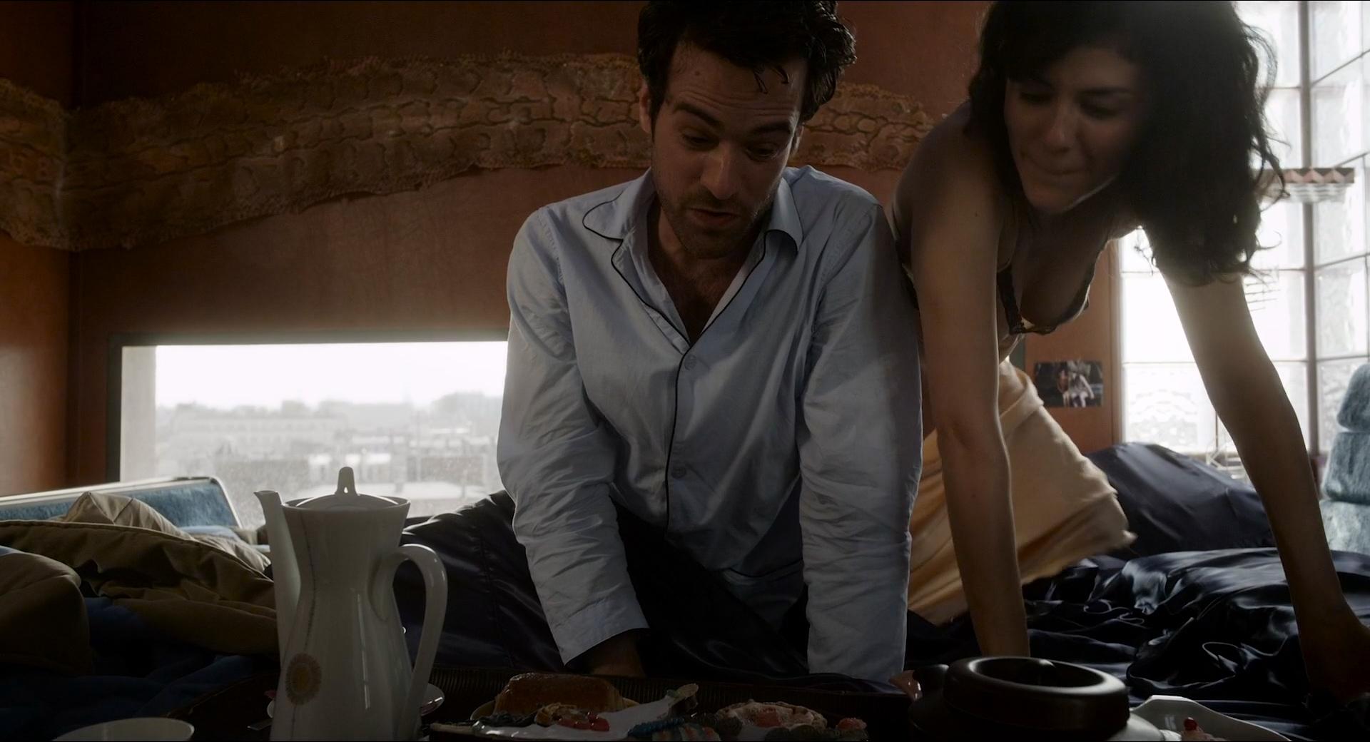 Audrey Tautou hot sexy see through - Mood Indigo (FR-2013) HD 1080p (3)