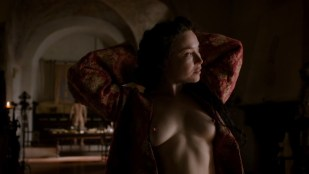 Daisy Lewis nude topless and sex - Borgia (2013) S02E01-02 HD 1080p