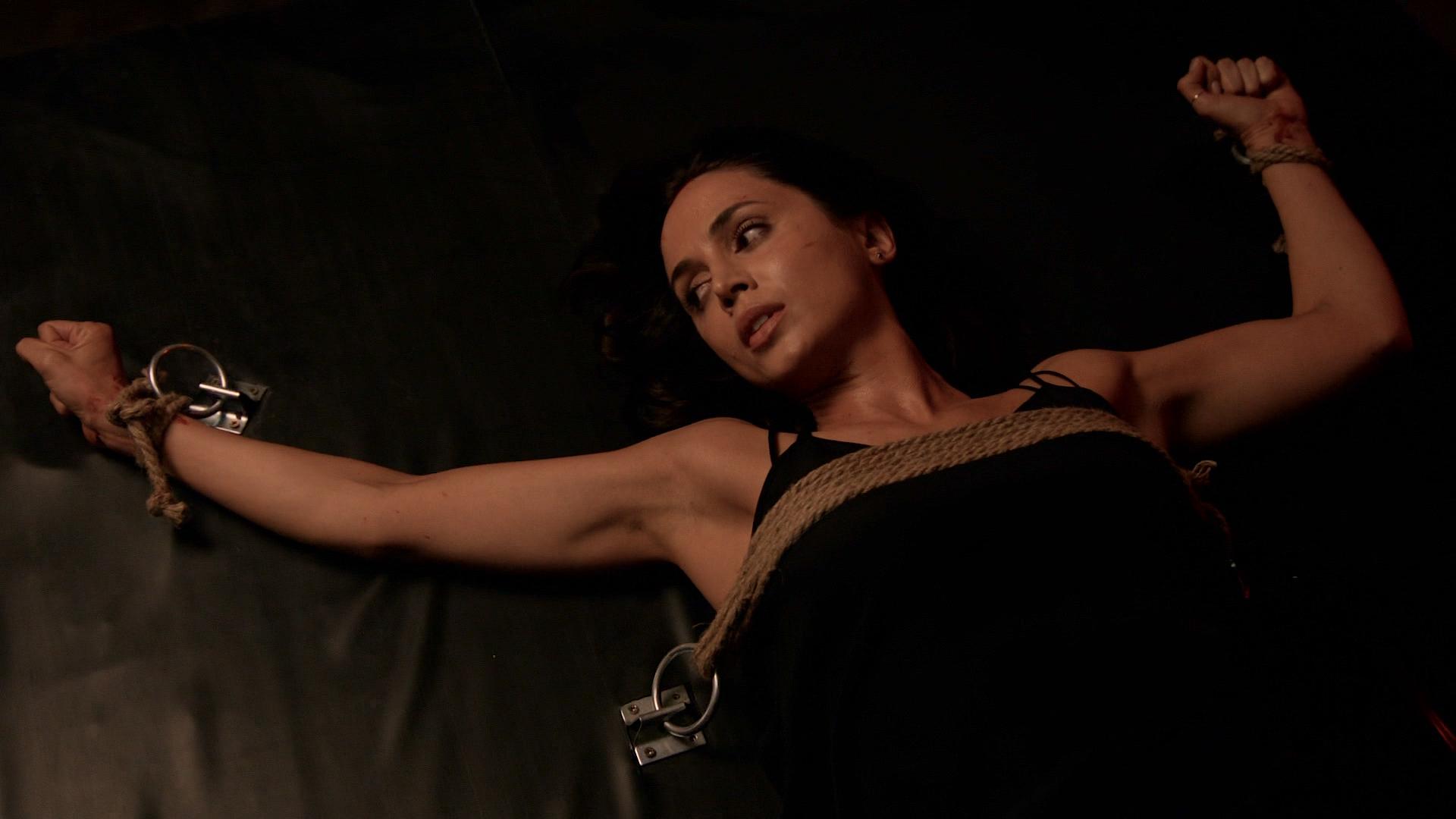 Ana Ayora Nude eliza dushku hot and bound and ana ayora nude topless in