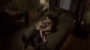 Eliza Dushku nude butt naked and sex Casey LaBow hot sex - Banshee (2016) S04E06 720-1080p HDTV (1)